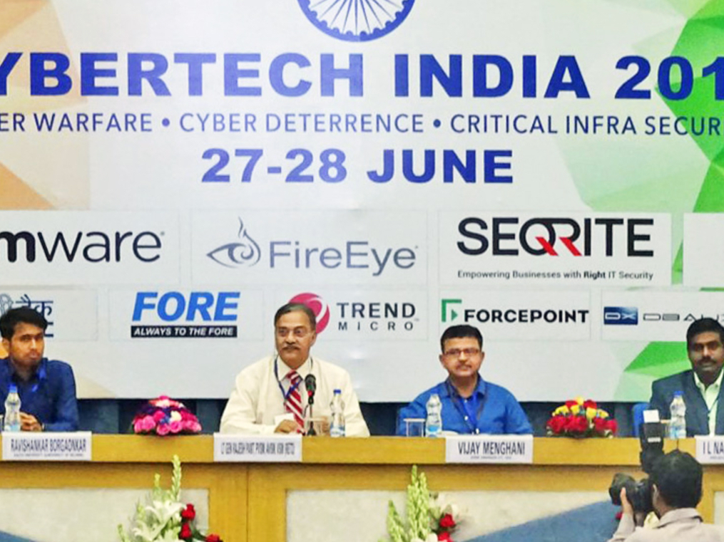 India's new cyber-defence chief, a nerd and an army man, signals the country's doctrine of aggression