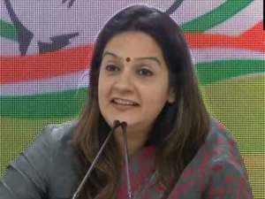 Congress raises questions over Smriti Irani's educational qualification
