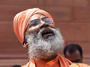 If you don't vote for me, I will return sins to you, says BJP MP Sakshi Maharaj to voters