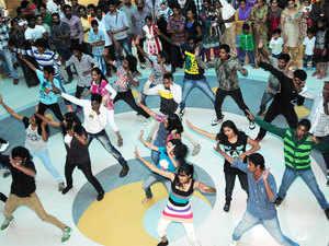 Flashmob--bccl