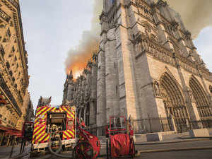 Notre-Dame blaze probably accidental, French prosecutors say