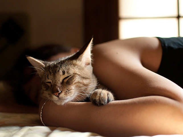 Sleeping-with-cat_getty