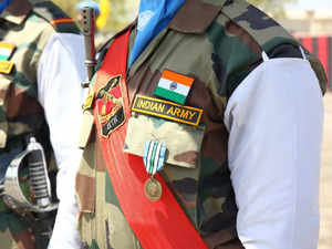 150 Indian peacekeepers in S Sudan awarded medal of honour for dedicated service