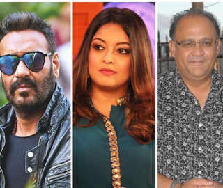 Tanushree Dutta slams Ajay Devgn for film with Alok Nath: Bollywood full of liars, spineless hypocrites