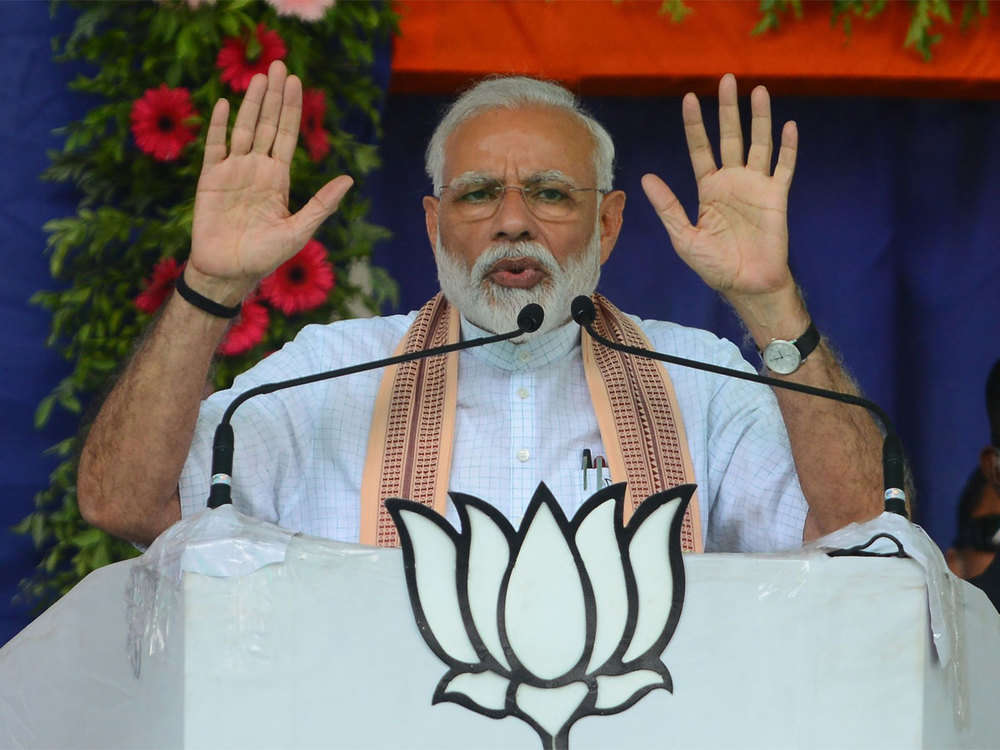 PM Narendra Modi says he called Pak's nuclear bluff because India is N-power