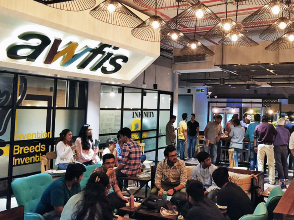India's co-working king Awfis wants an IPO in 2022. Can it keep putting enough butts on its seats?