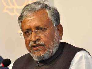 Bihar Deputy CM Sushil Kumar Modi files defamation case against Rahul