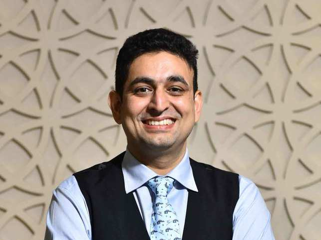 Manav Kapur, Managing Director, Steelbird International