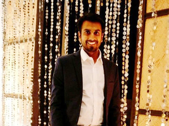 Men can never go wrong in well-fitted, navy-blue suits: Jaipur Rugs director