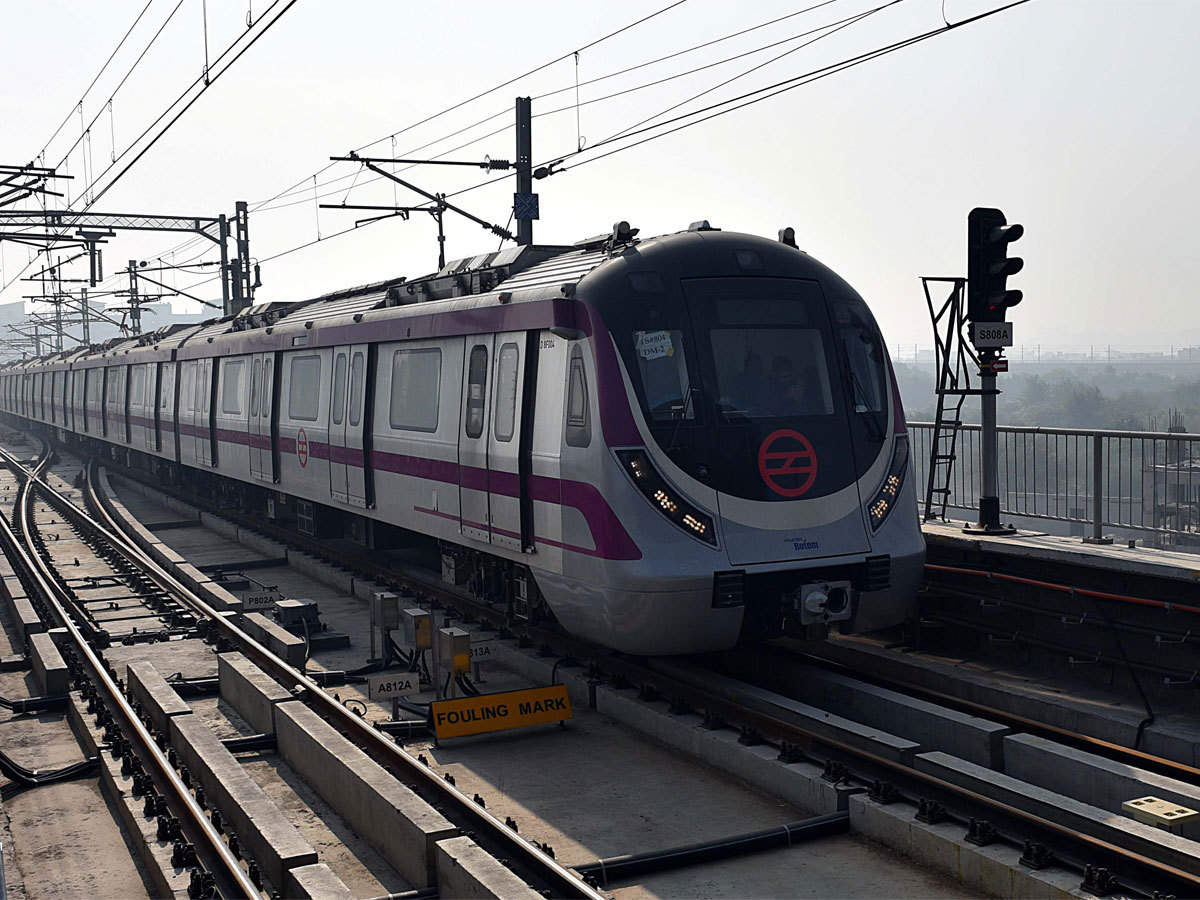 delhi metro rail corporation ltd: Latest News & Videos