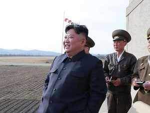 North Korea tests new weapon, US says it wasn't a ballistic missile