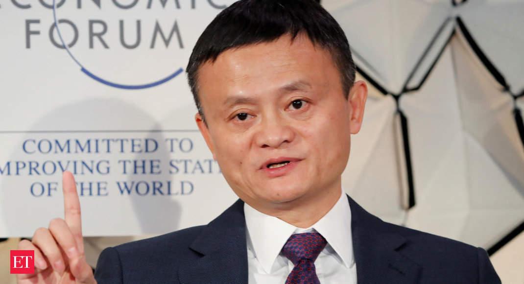 Alibaba head