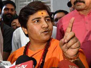 Sadhvi Pragya Thakur apologizes for her statement on late Hemant Karkare
