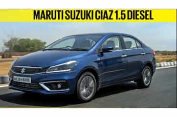 Watch: Maruti Suzuki's new Ciaz 1.5-litre diesel
