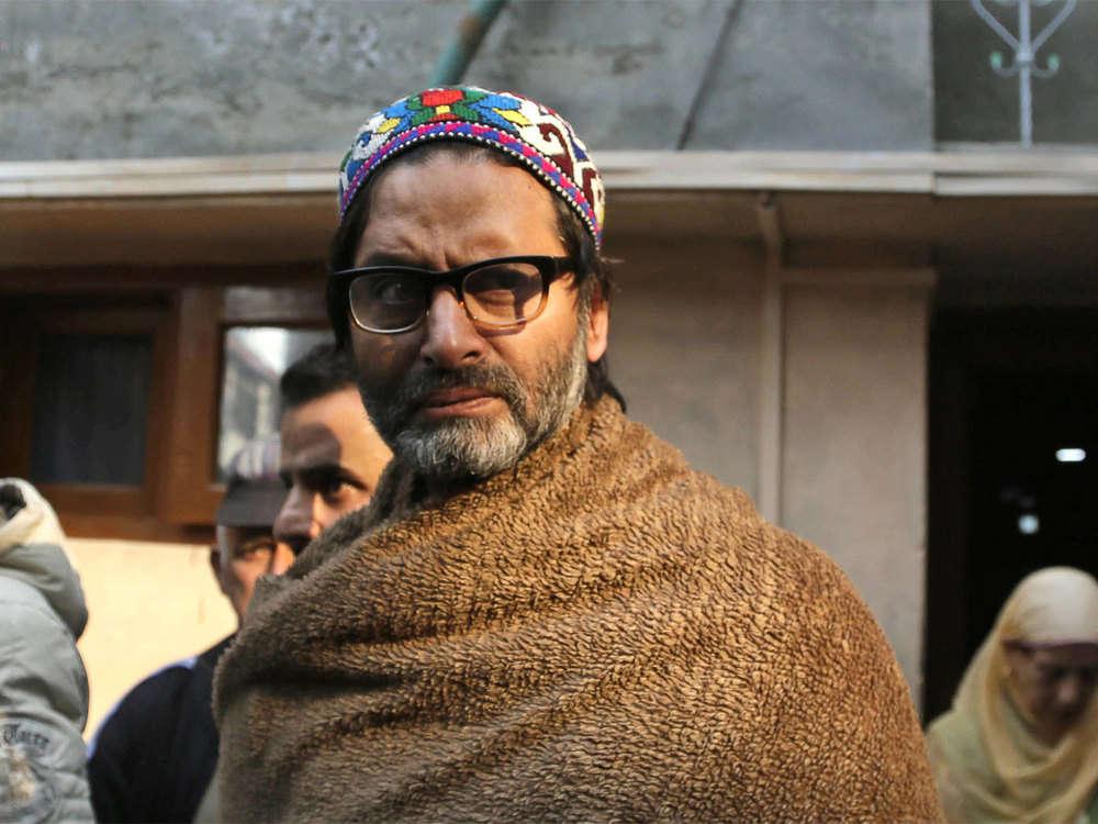 JKLF chief Yasin Malik on hunger strike against NIA custody, his condition very bad, says family