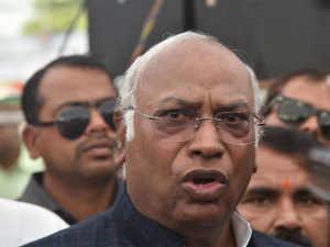 Modi sending RSS, BJP people to defeat me: Mallikarjun Kharge
