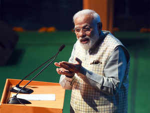Congress put `terror' tag on Hindus: Narendra Modi