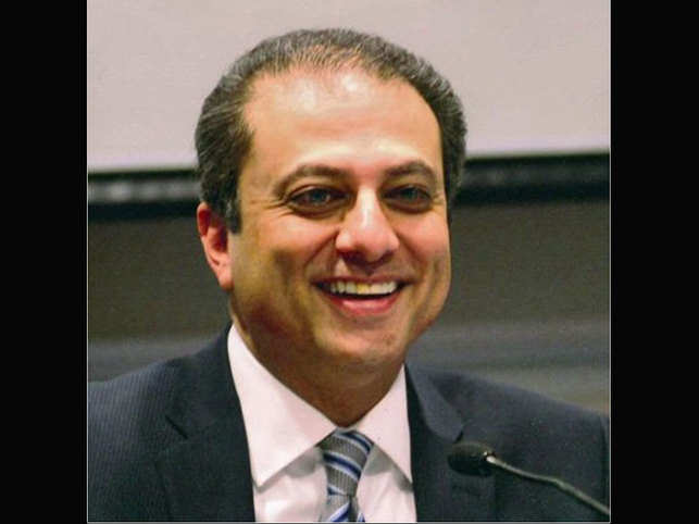 What's keeping former US Attorney Preet Bharara busy? His new book, podcast
