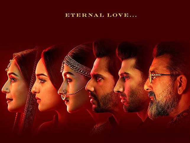 Kalank' review: Despite a multi-star cast, the film is painfully