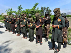 ISIS: US military allegedly promoting ISIS in Afghanistan