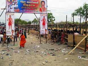 Tamil Nadu: 7 dead, 10 injured in stampede at Karupu Swamy Temple in Tiruchirappalli