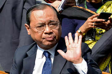 CJI Gogoi cancels all constitution bench hearings amidst allegations