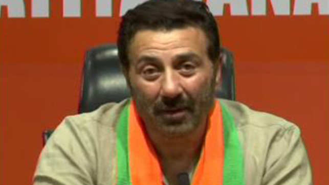 Image result for sunny deol politician