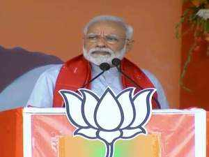 Naveen babu your exit is certain in Odisha: PM Modi in Kendrapara