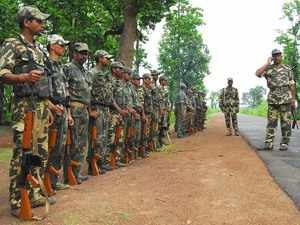 Government to procure more mine-protected vehicles for paramilitary forces