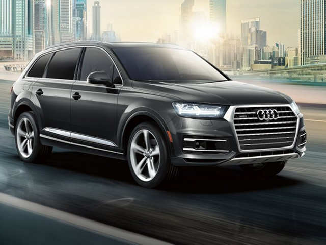 Audi unveils new variant of SUV Q7 Lifestyle Edition priced at Rs 75.82 lakh