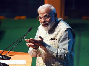 PM Narendra Modi gets new epithet 'Prachar Mantri'