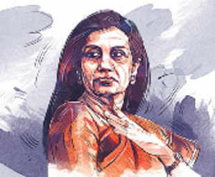 ED suspects more family members of chanda Kochhar involved in money laundering
