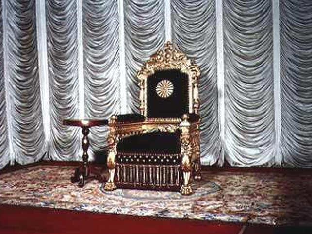 Chrysanthemum Throne,