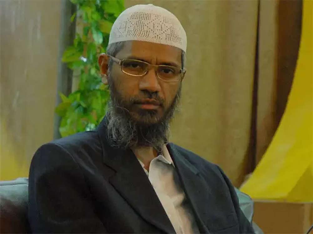 Indian govt pressuring Interpol for red corner notice: Zakir Naik