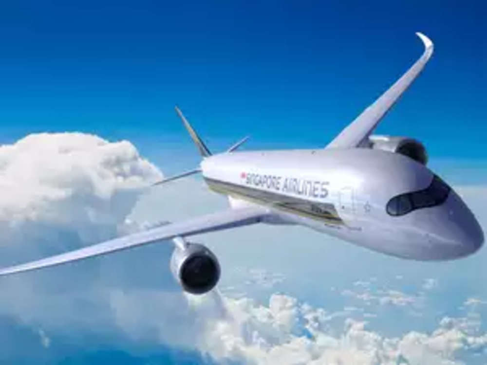 Singapore Airlines to introduce Airbus A350 aircraft in Kolkata