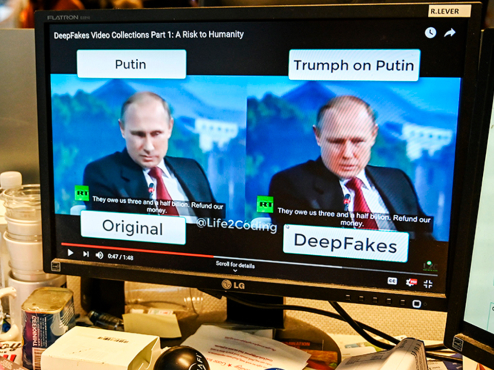 Deepfake is a fast-growing monster. Here's why man and machine must join hands to tame it.