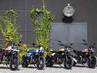 Ducati unveils Scrambler range in India, priced at Rs 7.89 lakh onwards