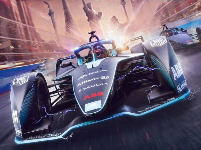 Ghost Racing Formula E Launches Ghost Racing Mobile Game For Fans