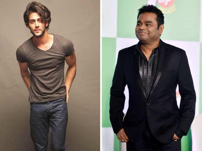Rahman Ropes In Debutant Ehan Bhat As Lead For His Debut Production 99 Songs