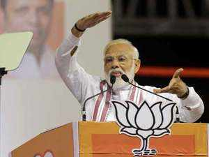 BJP will get majority on its own, Congress won't get even 50 seats: PM Modi in Mumbai