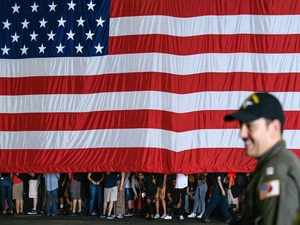 US Flag AFP