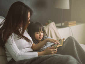 Parents, take note: Tucking your child in with a story will help raise a reader