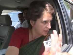 Nationalism is to solve problems of people: Priyanka Gandhi in Amethi