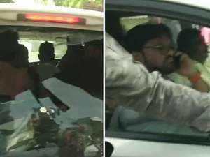 Violence breaks out in Asansol; Babul Supriyo's vehicle vandalised