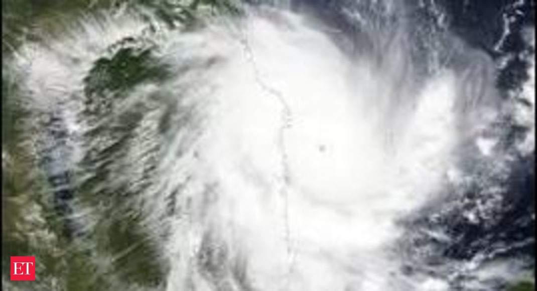 Fani: Cyclone warning signal No 2 hoisted at ports