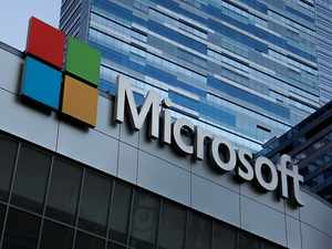 Microsoft reuters