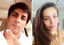 Sonu Sood And Malaika Arora