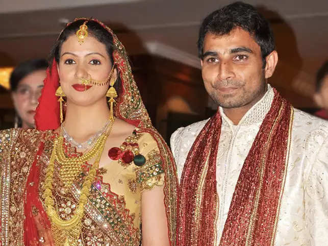Mohammad Shami's estranged wife detained after ruckus at in-laws' house
