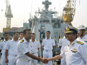 GRSE signs contract for 8 anti-submarine warfare shallow water crafts for Indian Navy