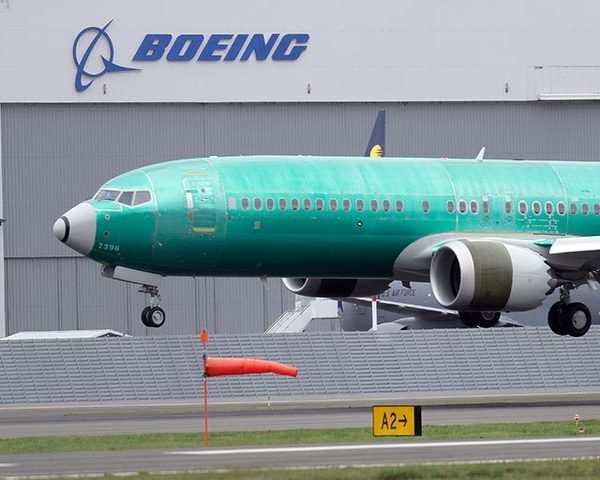 737 Max 8 aircraft crash: Families of Ethiopian Airlines victims sue Boeing
